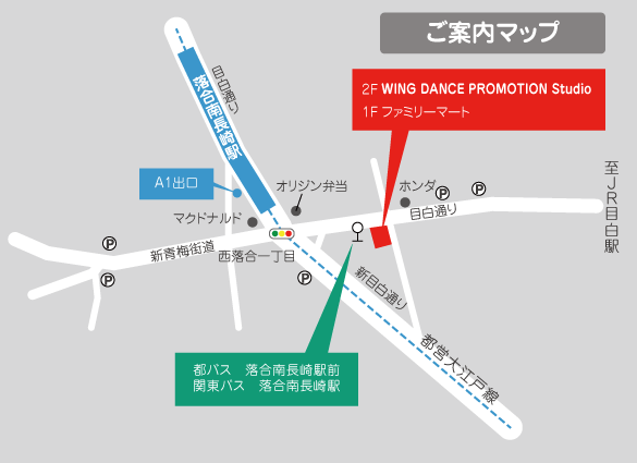 WDP Map